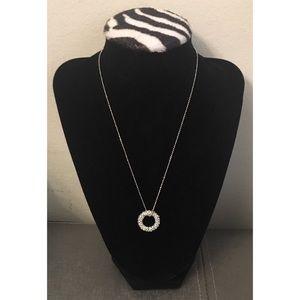 NY&CO Circle Necklace